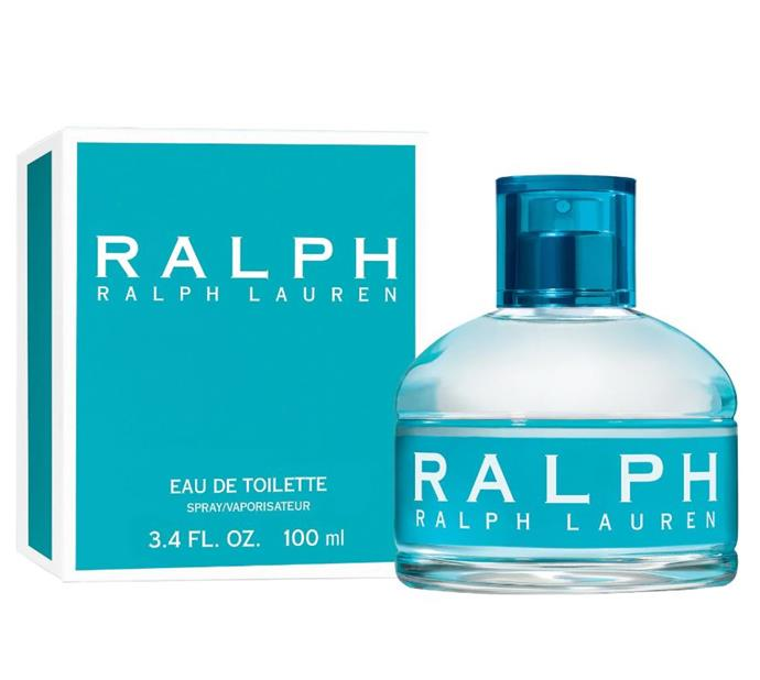 **Ralph by Ralph Lauren** <br><br> Nothing transports us to teenhood like a whiff of this fragrance.