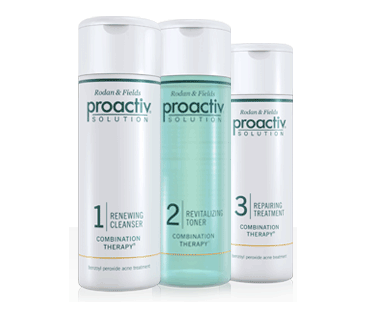 **Proactiv** <br><br> For those of us who were not so blessed in the skin department, Proactiv was a go-to thanks to countless celebrity endorsements.