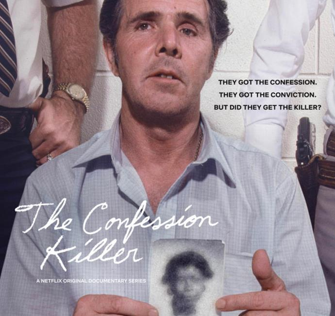 """***The Confession Killer*** <br><br> Back in the 1980s, Henry Lee Lucas confessed to hundreds of murders, but while there was no direct evidence linking Lucas to the crime scenes, he convinced authorities of his involvement by being able to sketch victims' portraits and cite brutal details of each attack. However, the legitimacy of his confessions were eventually questioned. This docuseries explores how Lucas—once called America's most prolific serial killer—was actually a complex figure entangled in a flawed justice system. <br><br> *Watch [here](https://www.netflix.com/title/80213588