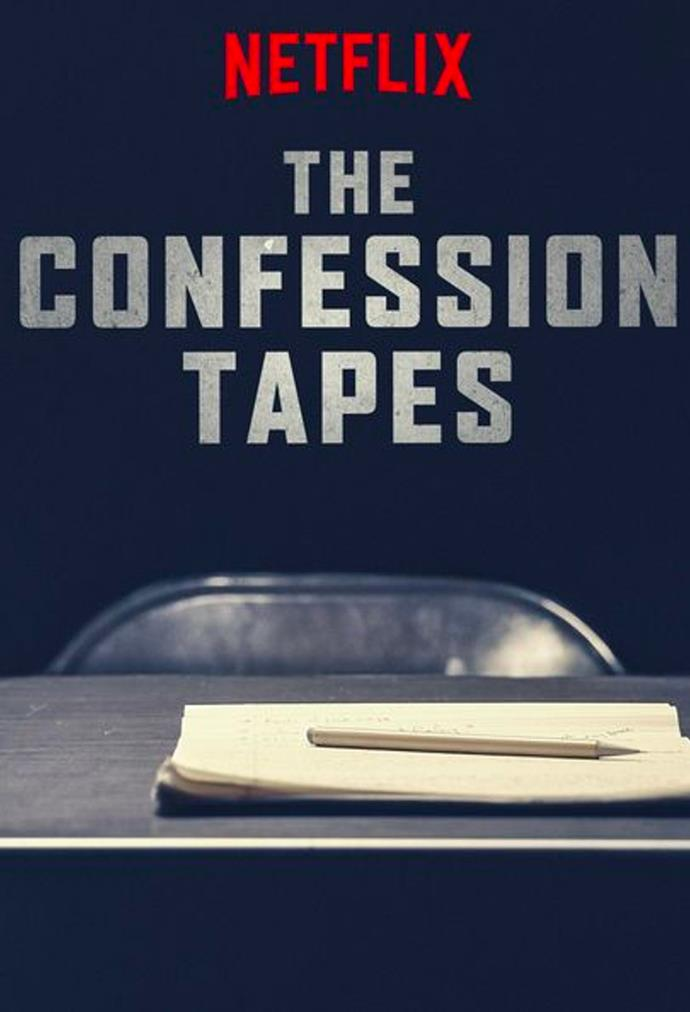 """***The Confession Tapes*** <br><br> If you're fascinated by criminal confessions, then *The Confession Tapes* is for you. Each episode goes inside a case in which a murder suspect has made a confession but later backtracked. Episodes include interviews with investigators, lawyers, wrongful conviction experts and people close to those involved in the cases. <br><br> *Watch [here](https://www.netflix.com/title/80161702