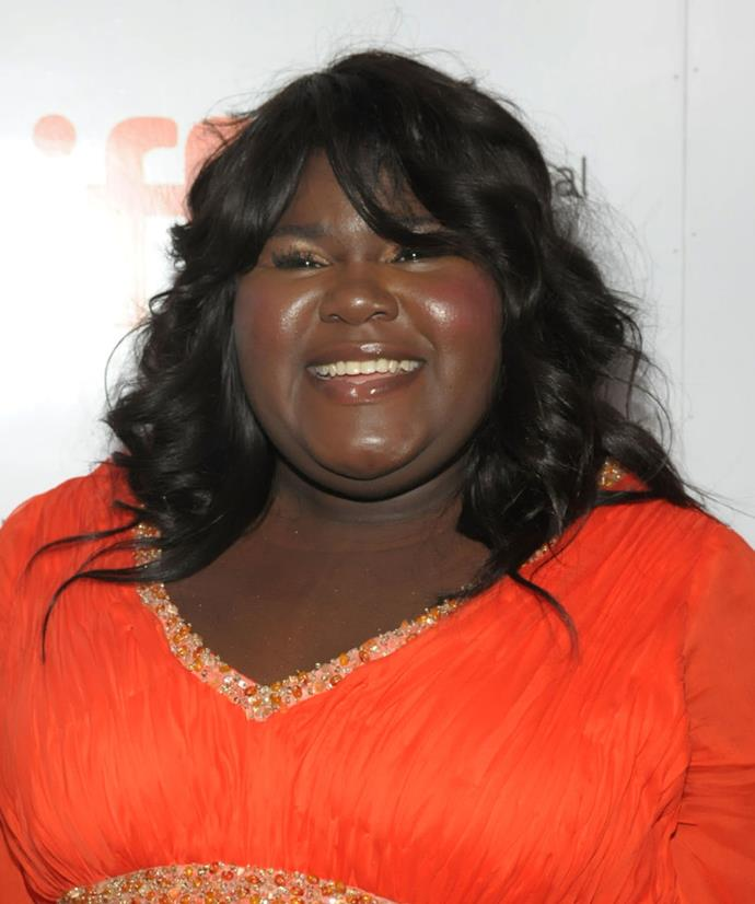 **Gabourey Sidibe in *Precious*** <br><br> **Character Age:** 16 <br><br> **Real Age:** 26 <br><br> In her breakout role, Sidibe not only portrayed someone a decade younger than her, but she was damn good, receiving an Oscar nomination.