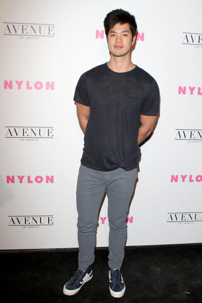 **Ross Butler in *13 Reasons Why*** <br><br> **Character Age:** 17 <br><br> **Real Age:** 27 <br><br> None of the cast of *13 Reasons Why* are actually of a high school age but at this point, is that surprising?