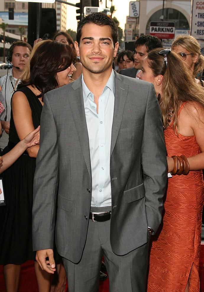 **Jesse Metcalf in *John Tucker Must Die*** <br><br> **Character Age:** 16-ish <br><br> **Real Age:** 28 <br><br> The guys is pretty ageless but it's pretty crazy to think that he was almost ten years older than his twin brother, potrayed by Penn Badgley.