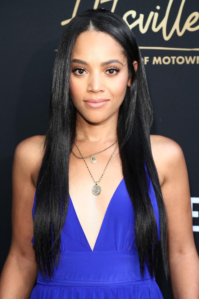**Bianca Lawson in *Pretty Little Liars*** <br><br> **Character Age:** 17 <br><br> **Real Age:** 31 <br><br> Bianca Lawson, who is clearly a time-traveler, has earned a reputation for being able to play a high school student from when she *was* in high school to now when she is 41-years-old.