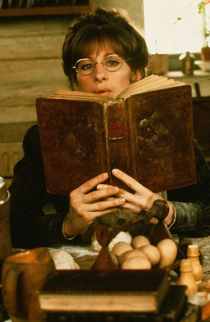 **Barbra Streisand in *Yentl*** <br><br> **Character Age:** 20 <br><br> **Real Age:** 41 <br><br> Not only did Streisand receive a Golden Globe for her directorial debut, but she played a character more than half her age and killed it.