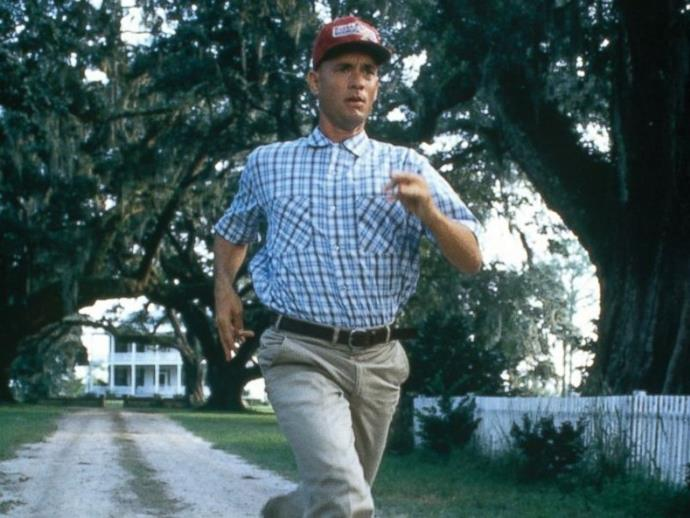 ***Forrest Gump*** **(1/8/2020)**<br><br>  Forrest Gump (Tom Hanks) has never thought of himself as disadvantaged, and thanks to his supportive mother (Sally Field), he leads anything but a restricted life. Whether dominating on the gridiron as a college football star, fighting in Vietnam or captaining a shrimp boat, Forrest inspires people with his optimism. But one person Forrest cares about most may be the most difficult to save—his childhood love, the sweet but troubled Jenny (Robin Wright).