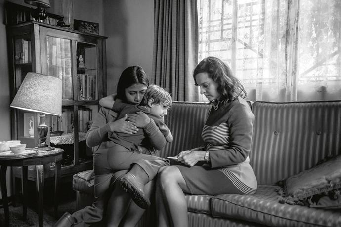 ***Roma* (2019)** <br><br> **Country/Language:** Mexico/Spanish <br><br> **Where to watch:** Netflix <br><br> If you haven't already seen this film by Oscar-winning director Alfonso Cuaron, then we simply must implore you to add to your list.