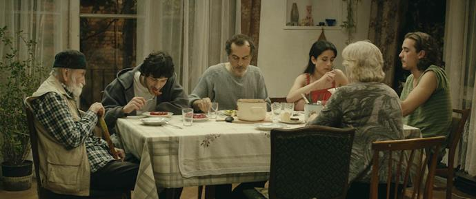 ***My Happy Family* (2017)** <br><br> **Country/Language:** Georgia/Georgian <br><br> **Where to watch:** Netflix <br><br> Manana, a dedicated and burnt out 52-year-old mother, wife and daughter, packs her bags one day to live on her own in Georgia. With family drama portrayed with the depth and complexity (and frustration) that rings true to most of us, this film is thought-provoking and a must-watch for anyone who doesn't always understand their relatives.