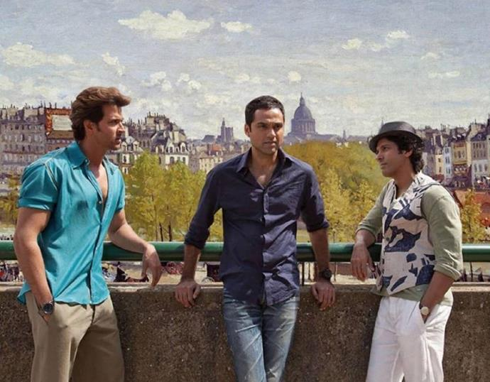 ***Zindagi Na Milegi Dobara* (2019)** <br><br> **Country/Language:** India/Hindi <br><br> **Where to watch:** Netflix <br><br> Three friends take a trip to Spain as part of their pre-wedding festivities, but what was supposed to be a rowdy party actually evolves into a heartfelt journey where old wounds are healed and personal demons are faced. It won a lot of International awards, so best to see what the fuss is about.