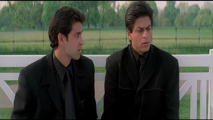 ***Khabi Khushi Kabhie Gham* (2001)** <br><br> **Country/Language:** India/Hindi <br><br> **Where to watch:** Netflix <br><br> Family dynamics are complex and nuances and this film hits those nerves. Not to mention the musical bangers and tear-jerkers.
