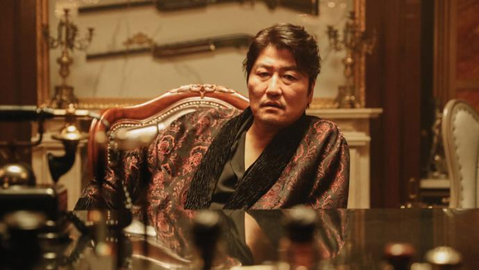 ***The Drug King* (2018)** <br><br> **Country/Language:** South Korea/Korean; Japanese <br><br> **Where to watch:** Netflix <br><br> In South Korea in the 1970s, a petty smuggler slowly makes his way up to become kingpin in the illicit drug trade. Featuring an all-star cast, this action flick is a little violent but still alarmingly entertaining.