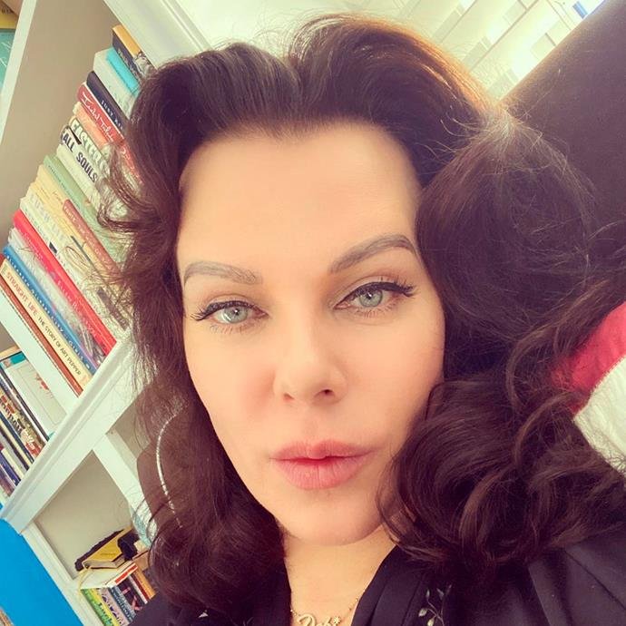 "**Debi Mazar** <br><br> The *Younger* star revealed her diagnosis [on her Instagram](https://www.instagram.com/p/B-AiNNbJqyv/?utm_source=ig_embed|target=""_blank""