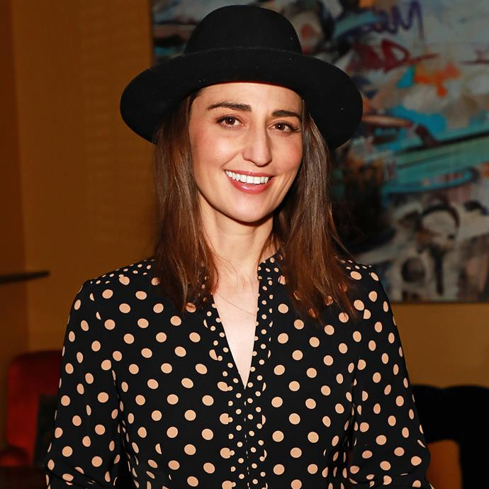 "**Sara Bareilles** <br><br> The singer-songwriter [revealed](https://variety.com/2020/legit/news/sara-bareilles-coronavirus-recovered-waitress-musical-1234569992/|target=""_blank""