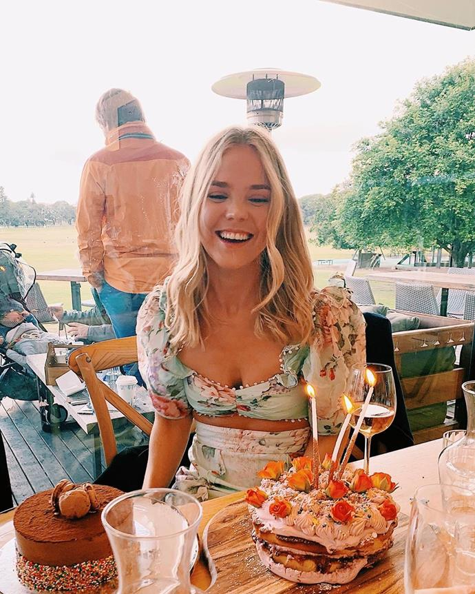 """**Bella Colwell**<br><Br>  A 25-year-old media buyer and podcast host from New South Wales.<br><br>  *Instagram: [@belcolwell](https://www.instagram.com/belcolwell/