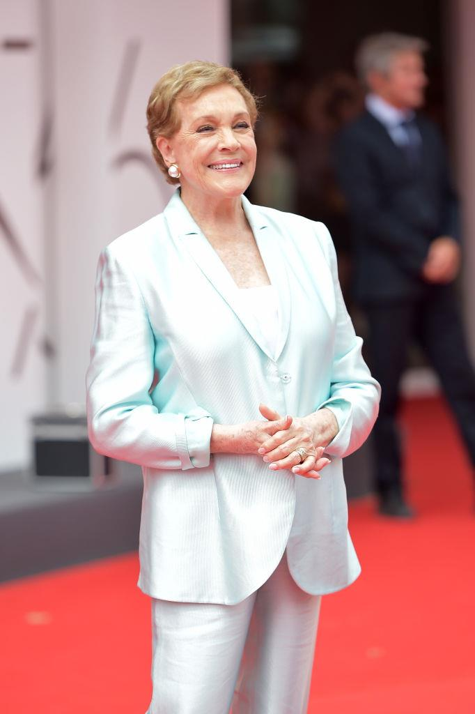 Julie Andrews. *Getty*.