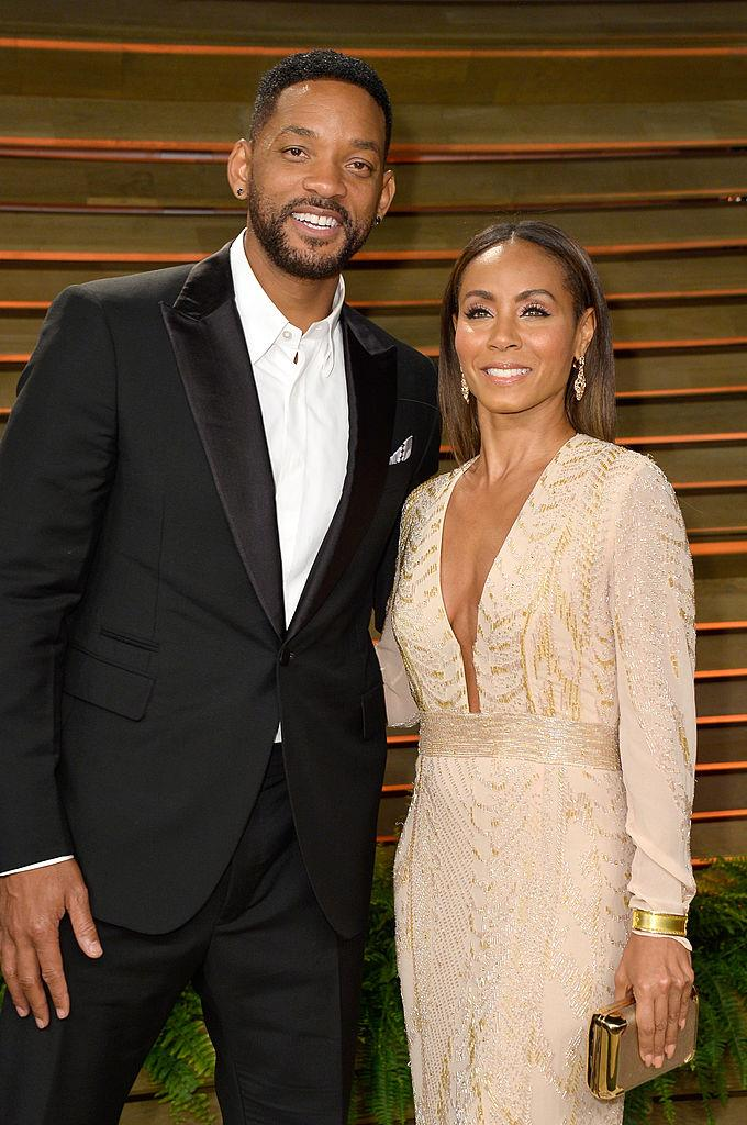 """**Will Smith and Jada Pinkett-Smith** <br><br> Once our favourite mum and dad duo, the Smiths' marriage has caused quite the stir in the past couple of months, after her *entanglement* with August Alsina was revealed to be true.  <br><br> The actor once spoke candidly in a 2015 interview with *Entertainment Tonight* about their relationship, revealing that """"marriage was the most difficult, gruelling, excruciating thing that we have ever taken on in our lives. And you know we're just not quitters"""". He also offered a piece of advice: """"If there is a secret I would say it is that we never went into working on our relationship. We only ever worked on ourselves individually — and then presented ourselves to one another better than we were previously""""."""