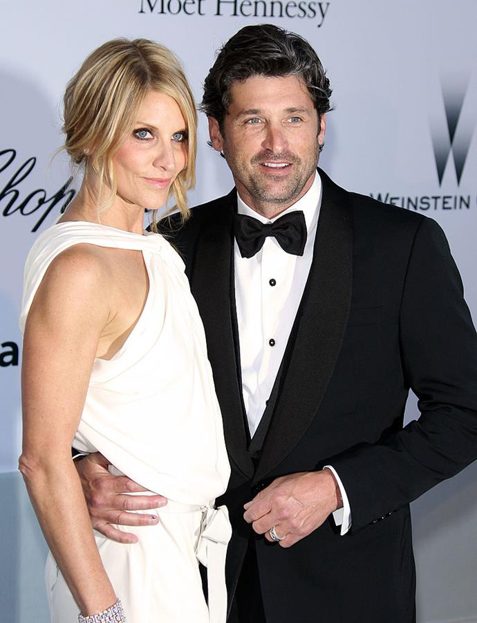 """**Patrick Dempsey and Jillian Fink** <br><br> In January 2015, the couple announced that they would be divorcing. By May, they had called off the divorce, citing that they wanted to make things work. He too credited therapy, as well as making more time for family for making things easier on the pair. <br><br> """"You can only do one thing at a time and do it well,"""" he explained to *People Magazine*. """"I [learned] to prioritise. Our union has to be the priority. I wasn't prepared to give up on her and she wasn't either. We both wanted to fight for it."""""""