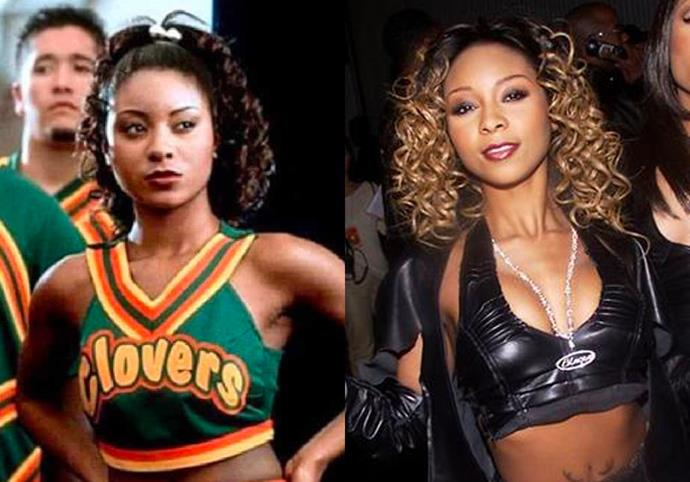 **Natina Reed (Jenelope)** <br><br> Before her iconic role as Jenelope, Reed was already famous for being a member of the girl group Blaque, appearing in 2003 dance-hit *Honey*, alongside Jessica Alba. <br><br> However, in 2012, as the group was planning their comeback, Reed tragically passed away in a car accident.