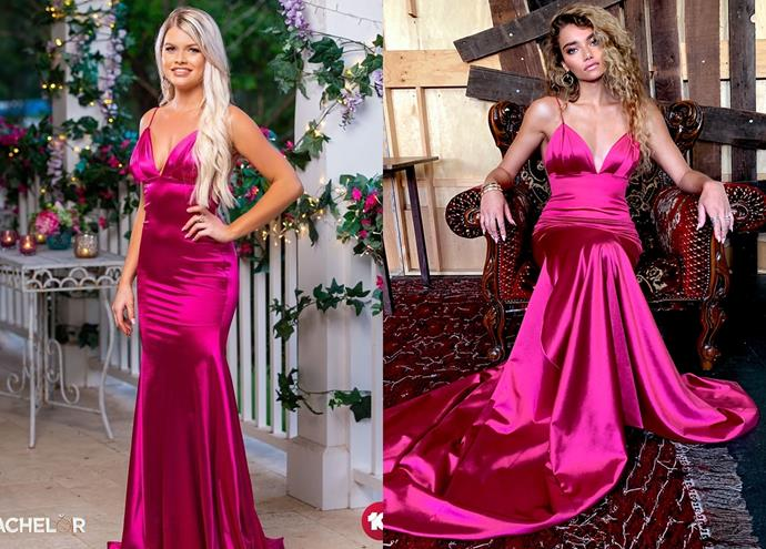 """Kaitlyn wears the 'Belle' dress, $849 by [Gemeli Power](https://www.gemelipower.com/collections/gemeli-power-signature-label/products/belle