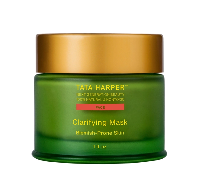 "Clarifying Mask, $118 by Tata Harper at [Sephora](https://www.sephora.com.au/products/tata-harper-clarifying-mask/v/default|target=""_blank""|rel=""nofollow"")."
