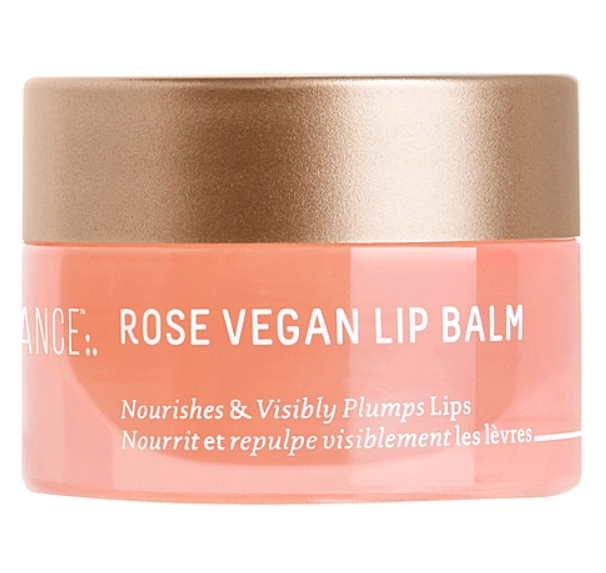 "**BEST VEGAN LIP BALM**<br><br>  Boasting the subtle scent of roses and a gorgeously glossy finish, this soothing lip balm is both long-lasting and high-shine without leaving behind any sticky residue.<br><br>  *Rose Vegan Lip Balm, $30 by Biossance at [Sephora](https://fave.co/2YLjOMD|target=""_blank""