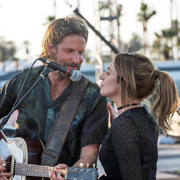 ***A Star Is Born*** **(1/9/2020)**<br><br>  Seasoned musician Jackson Maine (Bradley Cooper) discovers—and falls in love with—struggling artist Ally (Lady Gaga). She has just about given up on her dream to make it big as a singer until Jackson coaxes her into the spotlight. But even as Ally's career takes off, the personal side of their relationship is breaking down, as Jackson fights an ongoing battle with his own internal demons.