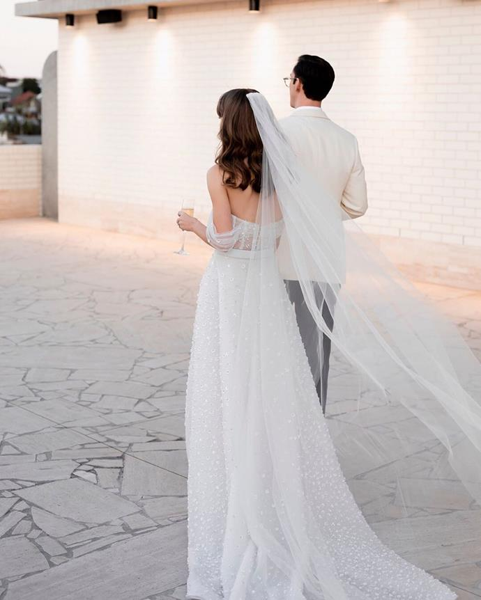 """**BEST MULTI-BRAND BRIDAL GOWN BOUTIQUE**<br><br> """"Helen Rodrigues is the go-to for brides in Australia, as the boutique stocks both international and local designers. Helen fits gowns immaculately and has decades of experience.""""<br><br> Helen Rodrigues, Sydney boutique."""