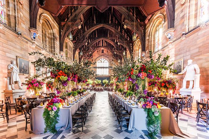 """**BEST WEDDING PLANNER**<br><br> """"Jason can create a wedding to suit any bride—from minimal, modern, to opulent.""""<br><br> Jason James Design, Australia."""