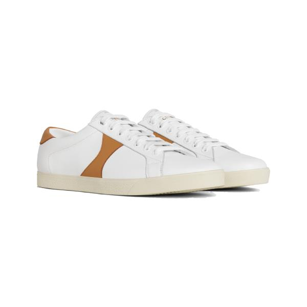 "**For The Luxury-Loving Dad**<br><br>  *'Triomphe' Low Lace Up Sneaker in Calfskin by Celine, $870 at [Celine](https://fave.co/32HRlJ4|target=""_blank""
