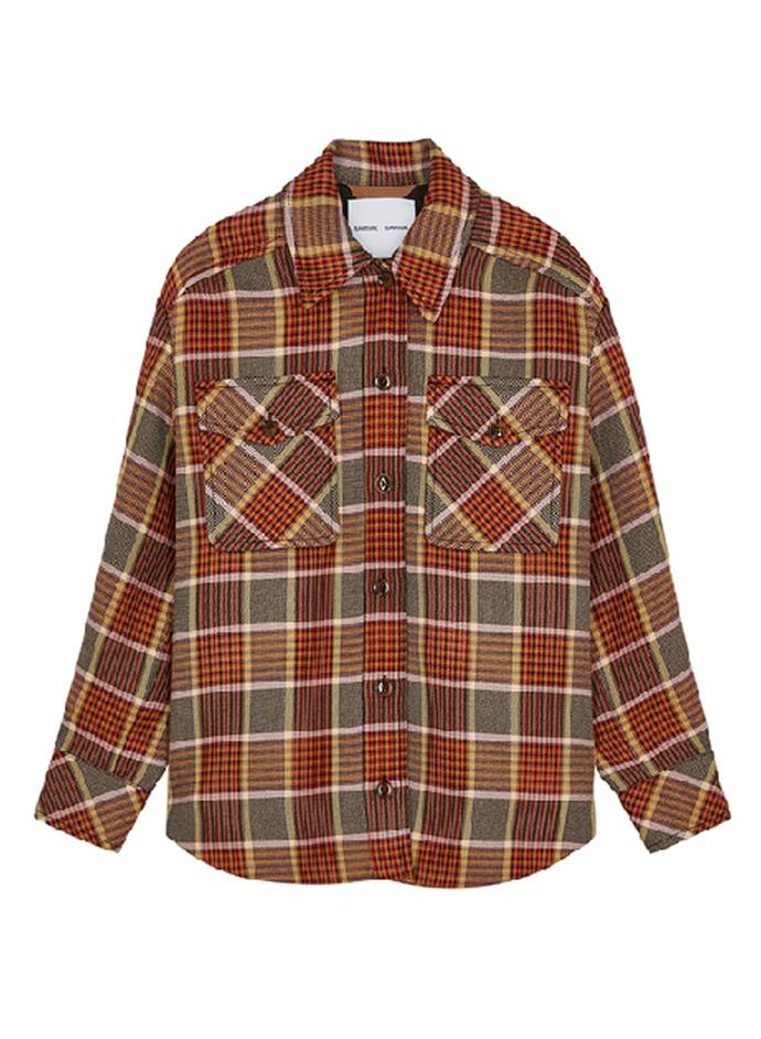 "'Kora' Overshirt by Samsoe Samsoe, $510.40 at [THE ICONIC](https://www.theiconic.com.au/kora-overshirt-1000883.html|target=""_blank""|rel=""nofollow"")."