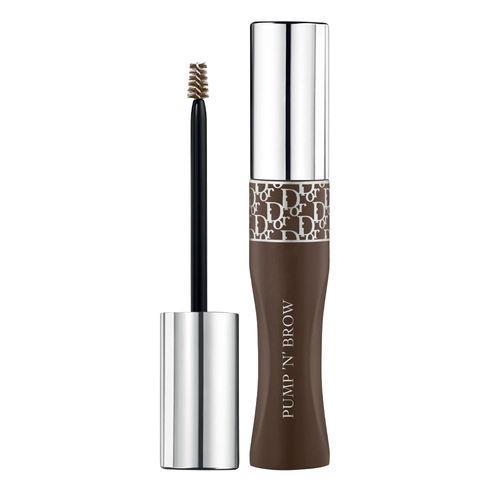 "Pump 'N' Brow by Dior, $44 at [Sephora](https://www.sephora.com.au/products/dior-diorshow-pump-n-brow-squeezable-brow-mascara/v/002-dark-brown?dxid=CjwKCAjw4rf6BRAvEiwAn2Q76oxASK905ZcLIQF33MdP7d-9j-QVD6c6yygcruudPl6mBglqjP72pRoCf54QAvD_BwE&dxgaid=CjwKCAjw4rf6BRAvEiwAn2Q76oxASK905ZcLIQF33MdP7d-9j-QVD6c6yygcruudPl6mBglqjP72pRoCf54QAvD_BwE&gclid=CjwKCAjw4rf6BRAvEiwAn2Q76oxASK905ZcLIQF33MdP7d-9j-QVD6c6yygcruudPl6mBglqjP72pRoCf54QAvD_BwE|target=""_blank""|rel=""nofollow"")."