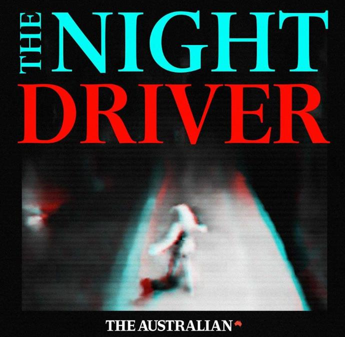 "***The Night Driver*** <br><br> On the evening of December 7, 2001, 31-year-old Janine Vaughan had just finished up a night of clubbing with friends in Bathurst. She was captured by security cameras getting into a strange car and then never seen again. <br><br> Award-winning investigative journalist behind *The Teacher's Pet*, Hedley Thomas is back with true crime podcast, *The Night Driver*. Looking into shady figures and a suspicious small town where everyone knows everyone, this one has been described as a ""mystifying whodunnit"".  <br><br>"