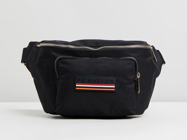 "Training Day Cross Body Bag by P.E Nation, $129 at [The Iconic](https://www.theiconic.com.au/training-day-cross-body-bag-892812.html|target=""_blank""