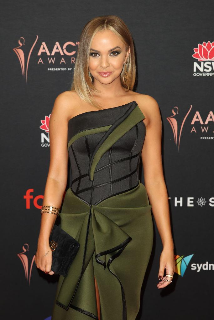 """**Angie Kent**<br><br>  In September 2020, the former *Bachelorette* and Australian TV personality opened up about her sexuality in conversation with *[KIISFM's](https://www.kiis1065.com.au/entertainment/angie-kent-comes-out-as-pansexual/
