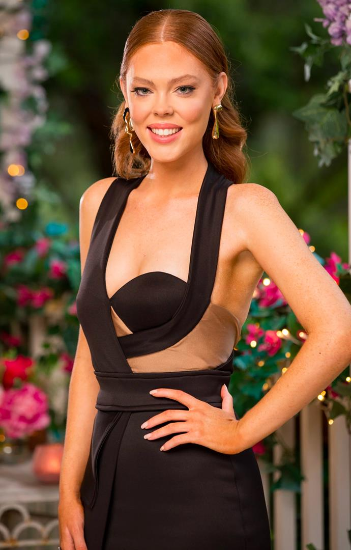 """**11. Zoe-Clare McDonald from Locky Gilbert's season of *The Bachelor* Australia.** <br><br> 'Redhead Lives Matter' activist Zoe-Clare quickly cemented herself as the season's 'villain' from the very first episode, with one of the most memorable (and tone-deaf) monologues the show has ever seen. <br><br> After calling out Areeba, the only woman of colour on the show, for discriminating against [her red hair](https://www.elle.com.au/culture/bachelor-australia-zoe-clare-hair-discrimination-23890