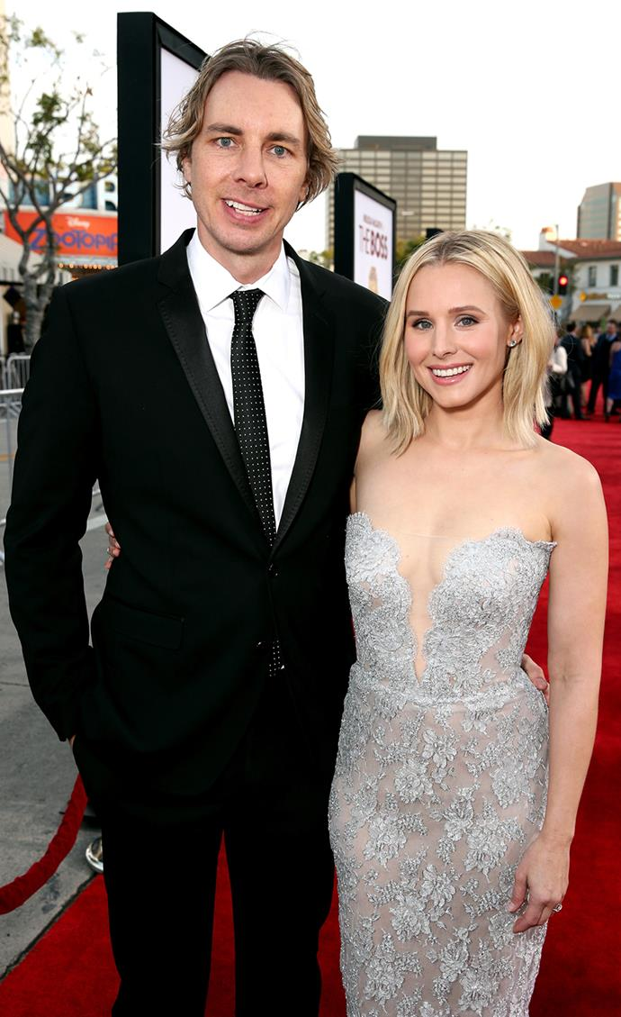 "**Dax Shepard and Kristen Bell** <br><br> Starting their courtship in 2007, Bell and Shepard's iconic relationship didn't last in their first year of dating. In an interview with [*Popsugar*](https://www.popsugar.com/celebrity/Kristen-Bell-Quotes-About-Dax-Shepard-August-2017-43883480|target=""_blank""