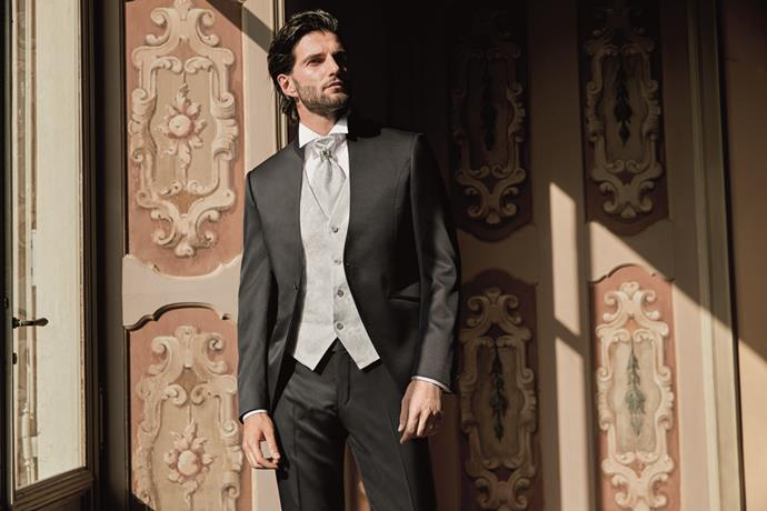 "***Best Groom Collection: Spring/Summer 2020 from Lubiam Ceremonia*** <br><br> This collection, exclusively ""Made in Italy"", includes the highest quality fabrics and meticulous tailoring details, perfectly capturing the exclusivity of special occasions. Alongside the extensive offering of tuxedos, waistcoats, and accessories, its unique all-over prints provide a daring interpretation on personal style. From printed vests to solid coats, grooms are offered the chance to mix and match their favourite selections."