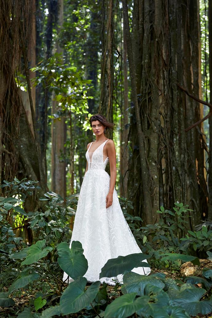 ***Best Ad Campaign: Spring/Summer 2020 ad campaign from Atelier Emé***<br><br> Atelier Emé's motto 'we tailor your dreams' is brought to life in this award-winning AD campaign. Set deep in the jungle, isolated from the rest of the world, the magic of a bride's wedding day is reimagined with dreamscape like textures of lush vegetation and pure bliss. As we watch the bride model a variety of dresses, each piece's creative features are highlighted with mother earth as its backdrop, alongside the sweet sounds of birds singing and instrumentals that immediately transport you to paradise.