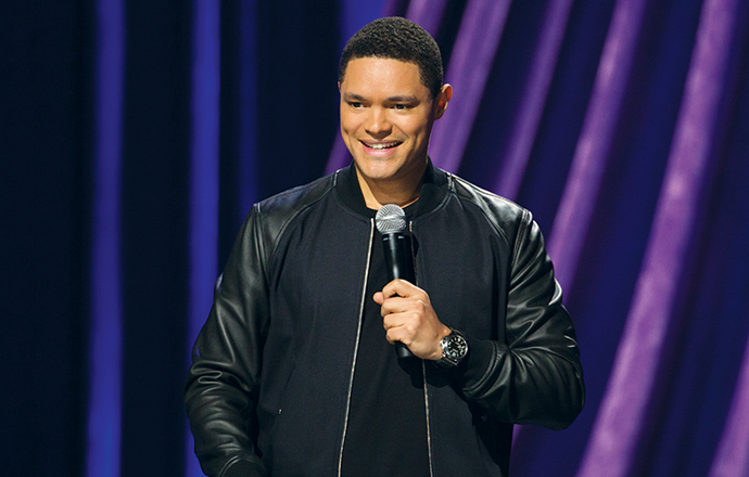 ***Afraid of the Dark*** **by Trevor Noah**<br><br>  Anything by Trevor Noah is bound to entertain and educate you. Seamlessly enmeshing politics and humour, the way only a he can, his comedy specials are great for when you need a lighter look at the world.
