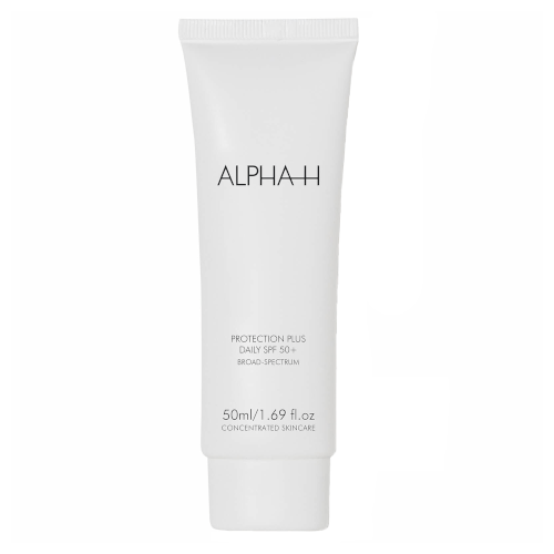 "**Alpha-H Protection Plus Daily SPF50+ 50ml, $52.70 at [Adore Beauty](https://fave.co/3i1tsSj|target=""_blank""