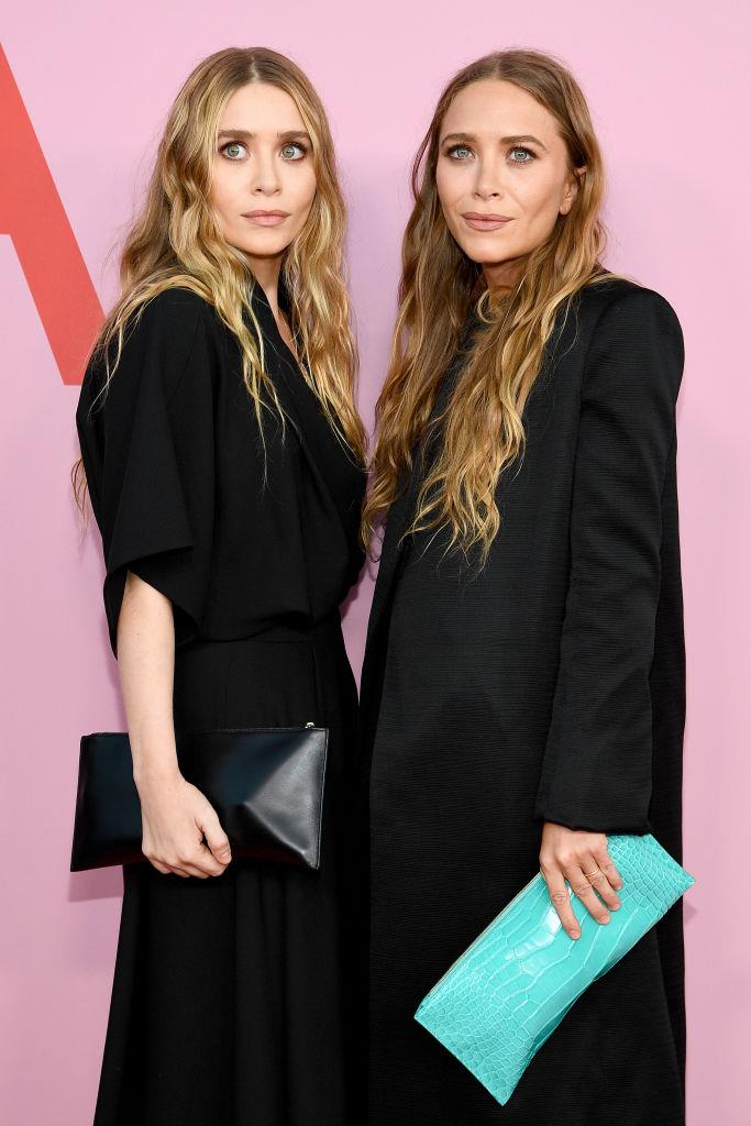But of course, the twins seem to have nailed their signature look some years ago and haven't steered far from it since. Mary Kate and Ashley both generally opt for the carefree mermaid hair look, dabbling in some classic liquid eyeliner and bronzer when feeling a bit fancy. It's safe to say that these ladies will always exude effortless elegance and major cool factor.