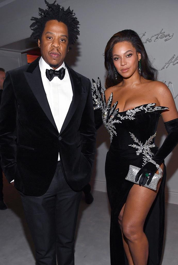 **Beyoncé Knowles, 39, and Jay-Z, 50** <br> Age difference: 12 years