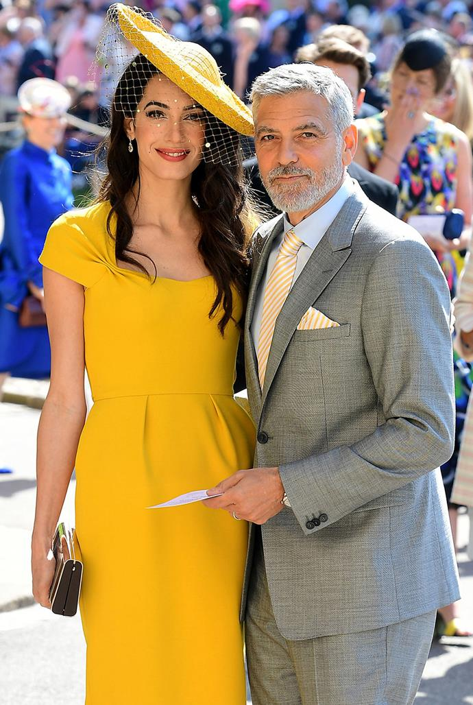 **George, 59, and Amal Clooney, 42** <br> Age Difference: 17 years