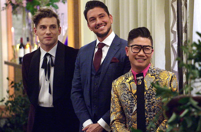 """***Say I Do***<br><br>  Billed as the *Queer Eye* of weddings, [*Say I Do*](https://www.marieclaire.com.au/netflix-say-i-do-weddings-queer-eye