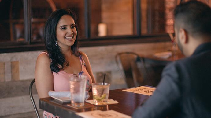 ***Indian Matchmaking***<br><br>  In this reality dating show with a cultural twist, matchmaker Sima Taparia guides clients in the U.S. and India in the arranged marriage process, offering a captivating inside look at the custom—both its pitfalls and positives—in a modern era.