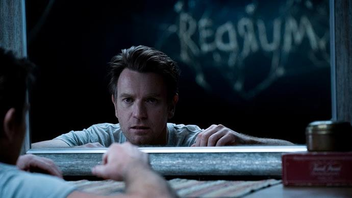 "***Doctor Sleep*** <br><br> In this sequel to *The Shining*, Danny, now a traumatised adult, is sought out by a young psychic as evil beings that feed on their powers close in. <br><br> *Watch it [here](https://www.netflix.com/au/title/80233020|target=""_blank""