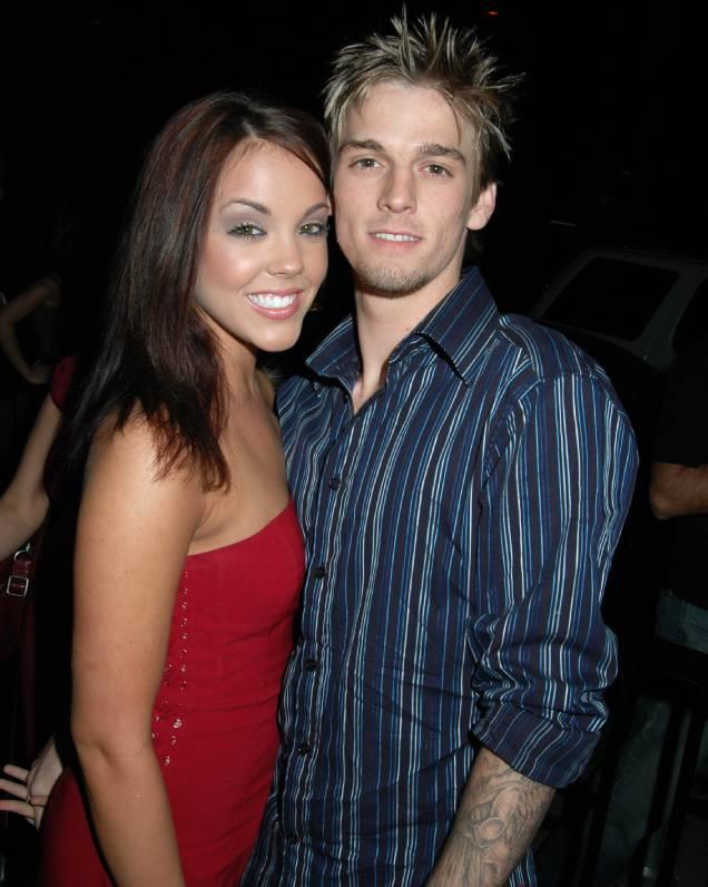 <p>**Aaron and Angel Carter**</p> <p>As the younger brother of Backstreet Boy Nick Carter, it may come as a surprise that Aaron also has a twin sister, Angel. While both of her brothers opted for music careers, Angel decided to pursue modelling instead.
