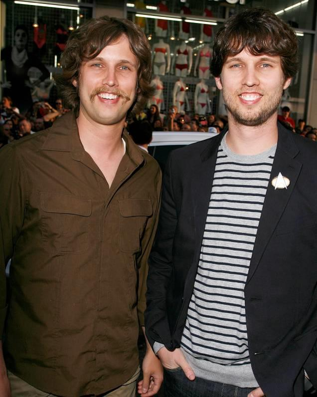 """<p><strong>Jon and Dan Heder</strong></p> <p>Known for his breakout role in *Napolean Dynamite*, Jon Heder actually has a twin brother, Dan, who was responsible for all the behind-the-scenes additions, from producing to visual effects. In an interview on the *[Late Show With David Letterman](http://radaronline.com/exclusives/2009/05/new-photo-seeing-double-which-real-jon-heder/