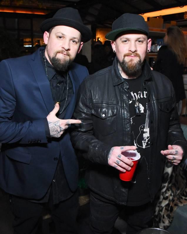**Benji and Joel Madden** <br> For most, the fact that Benji and Joel Madden are brothers and not one person is hardly a surprise. But some may not know that the brothers found fame through their band Good Charlotte back in 1996. While Benji remains rather low-key, Joel has popped up as a judge on *The Voice* Australia.  <br><br> These days, Benji is married to actress Cameron Diaz whereas his identical twin brother Joel is married to Nicole Richie and continues to produce music.