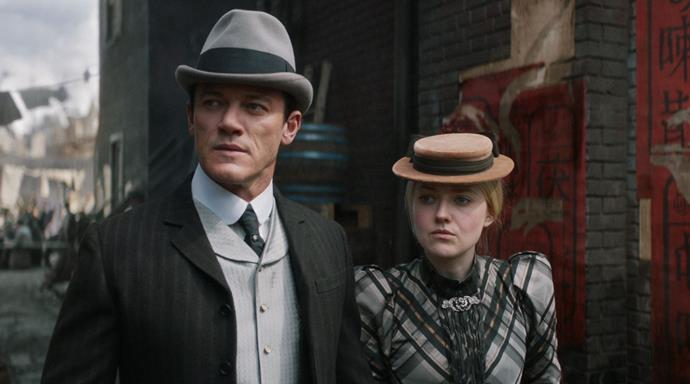 ***The Alienist: Angel Of Darkness* (22/10/20)** <br><br> Season two of this hauntingly good period crime drama sees Sara Howard (Dakota Fanning) call upon her old friends Dr. Laslo Kreizler (Daniel Brühl) and John Moore (Luke Evans) when she's hired to investigate the Spanish ambassador's kidnapped baby. But things go awry when they find themselves hot on the tails of a serial killer.